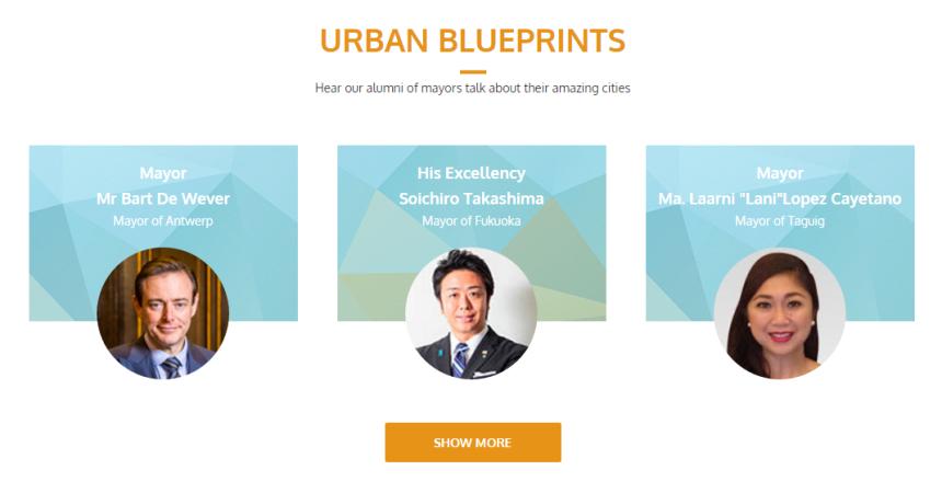 worldcitiessummit (urban blueprints)